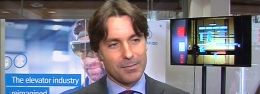Luigi Maggioni thyssenkrupp Elevator Italia